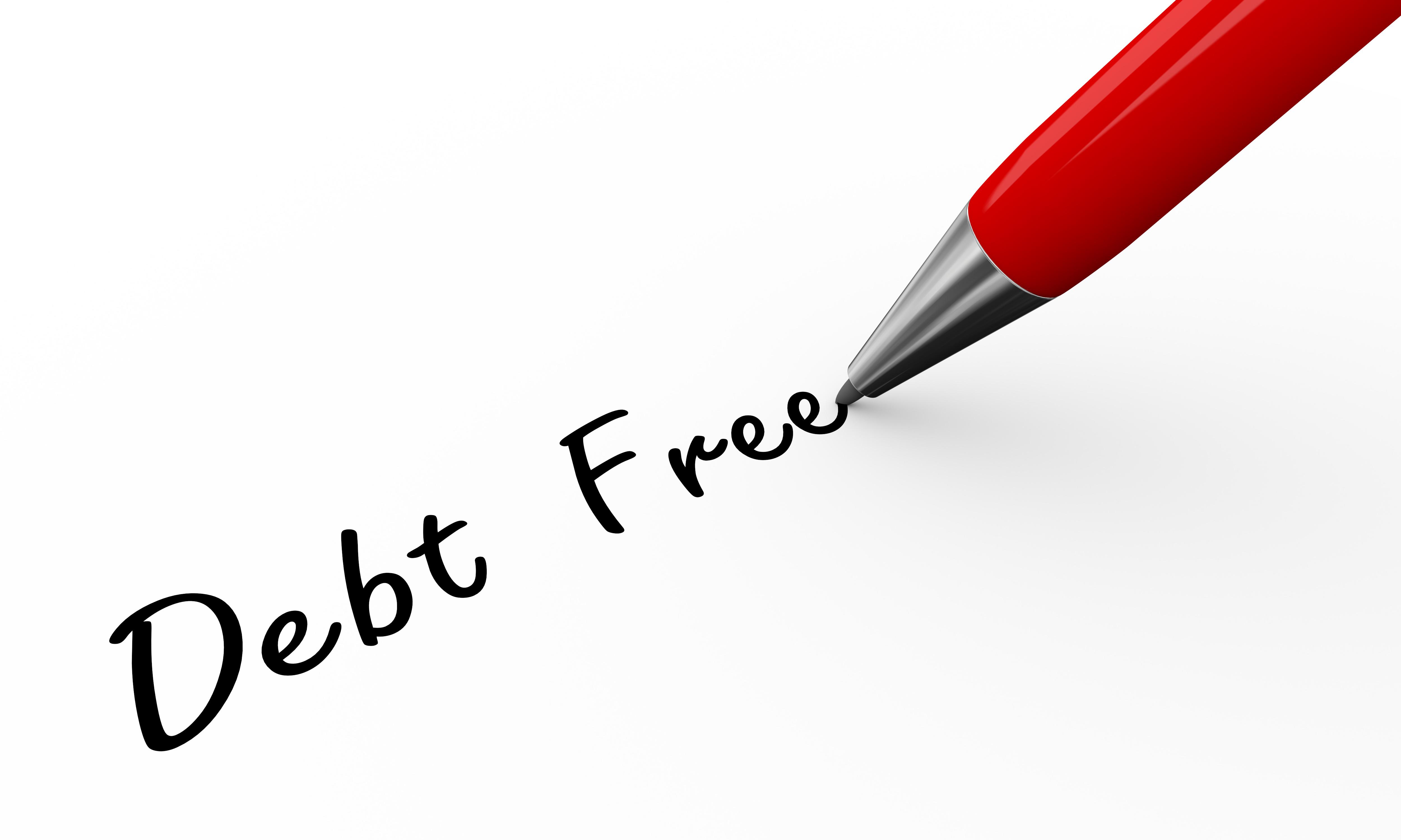 3d pen writing debt free
