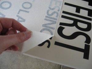 vinyl-signage