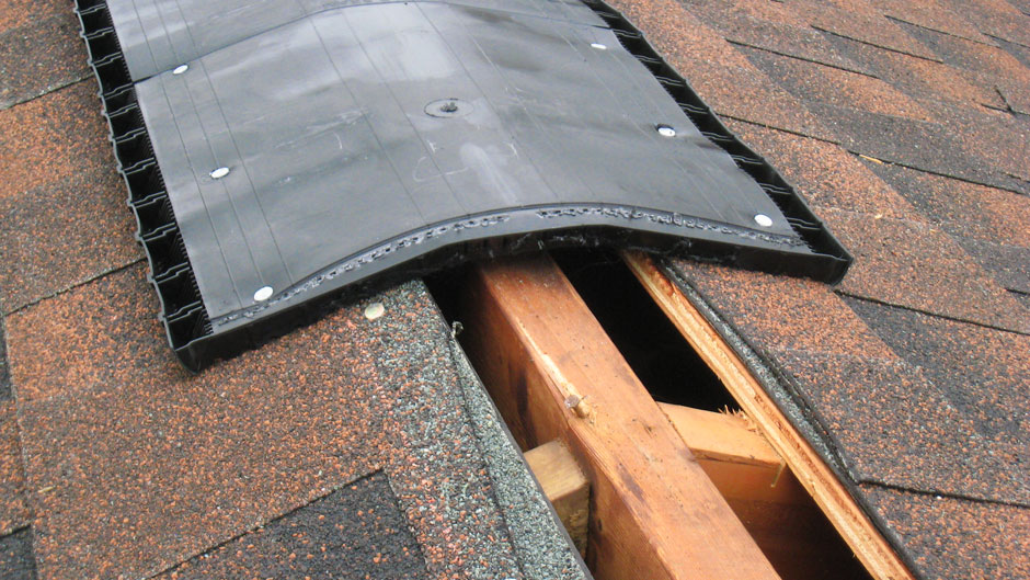 Image result for how to have a proper ventilation of roof