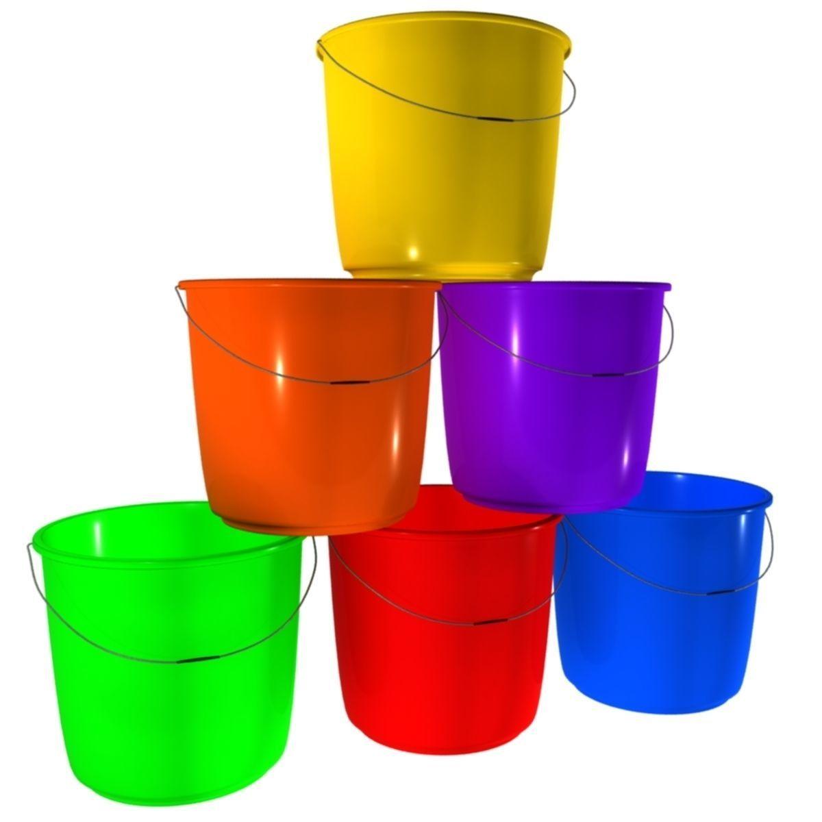 4 Hacks For Using Plastic Buckets In Your Garden