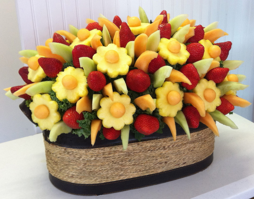 7 savvy benefits of giving a fruit bouquet as a gift
